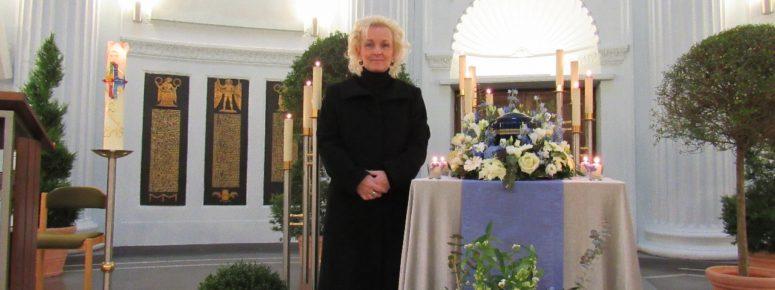 Begräbnis Sprecher