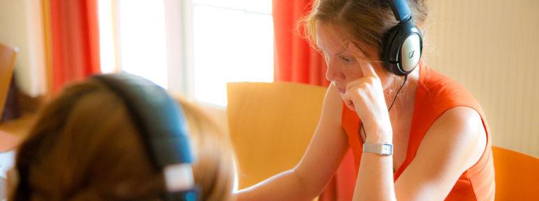 E-learning Sprechausbildung