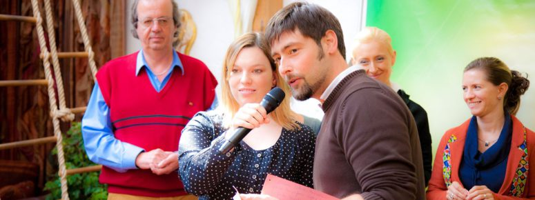 Event Moderatoren Ausbildungen