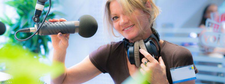 Sprecher Ausbildung Graz für Radio-TV & Hörbuch - Synchronsprechen