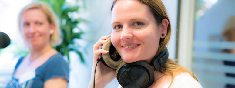Hörbuchsprechen Ausbildung Oberösterreich Linz