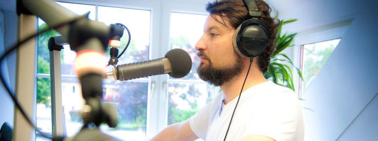 Hörbuchsprecher werden Schweiz