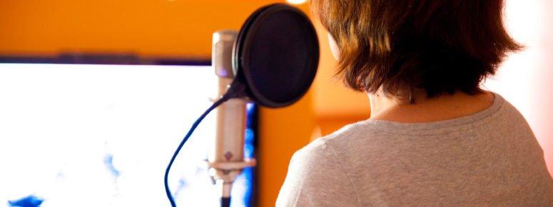 Hörbuchsprecher Ausbildung Online