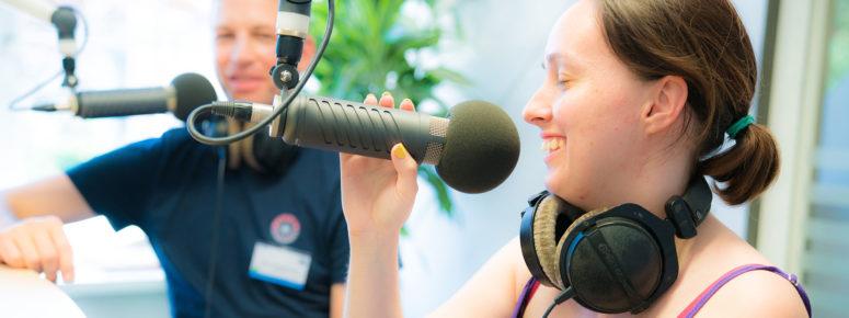 Hörspiel sprechen lernen