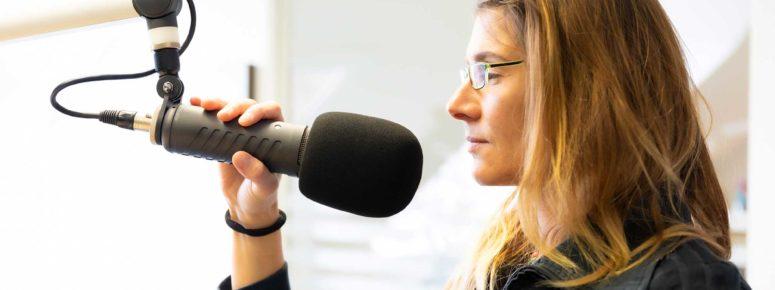Hörspielsprecher Ausbildung
