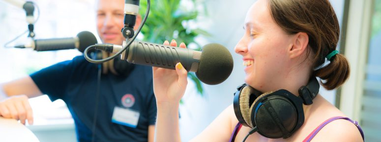 Hörspiel sprechen lernen Köln - Krefeld