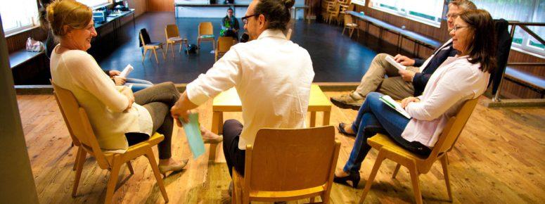Podiumsdiskussion Ausbildung Linz