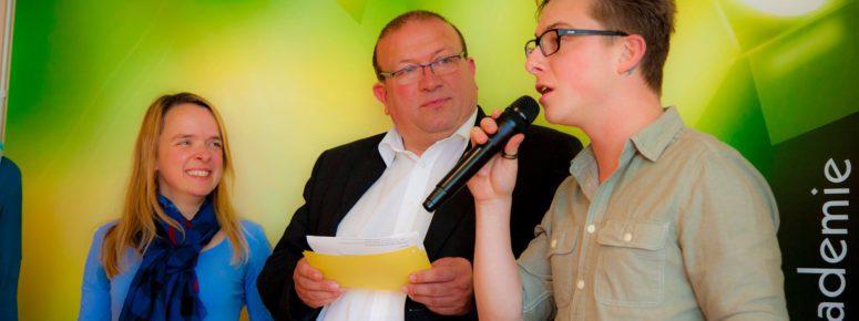 Veranstaltungen moderieren Ausbildung Linz