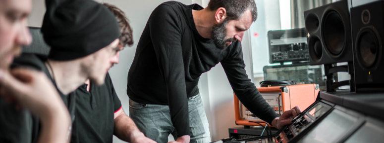 Radioproduzent Ausbildung