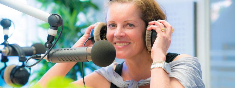 Radiosprecher Studium