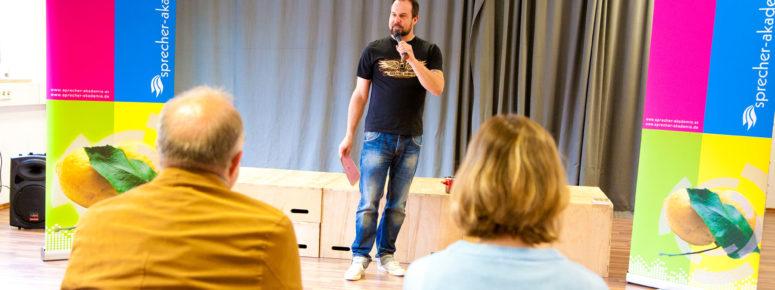 Rede halten Frankfurt lernen