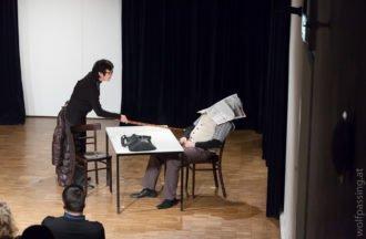 Schauspiel Unterricht Wien