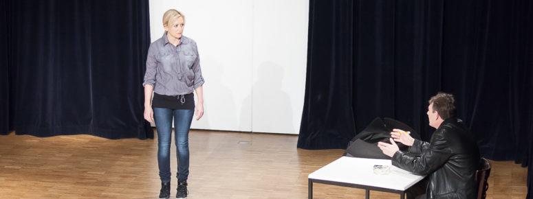 Schauspielunterricht