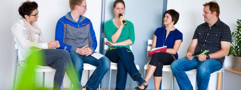 Sprecher Schule in München Bayern