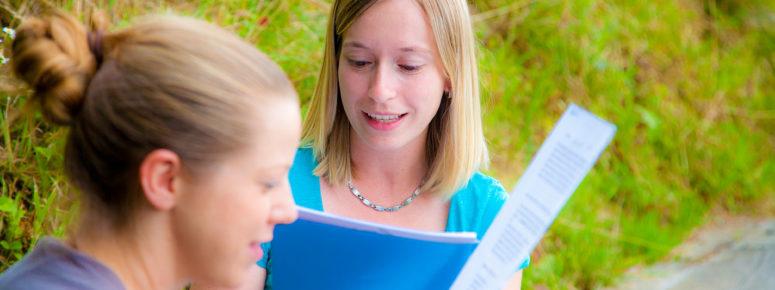 Sprecherausbildung Masterstudium