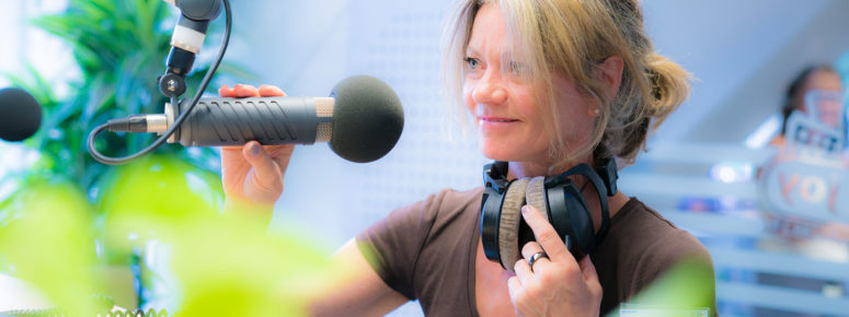 Sprecherziehung Stimmbildung Innsbruck