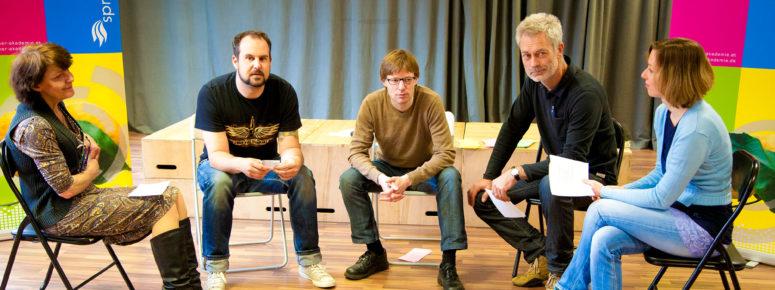 Sprecherseminare Wien