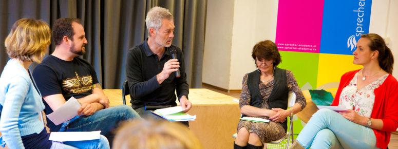 Sprechtechnik lernen Innsbruck