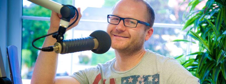 Synchronsprecher werden bei Wolfgang Müller