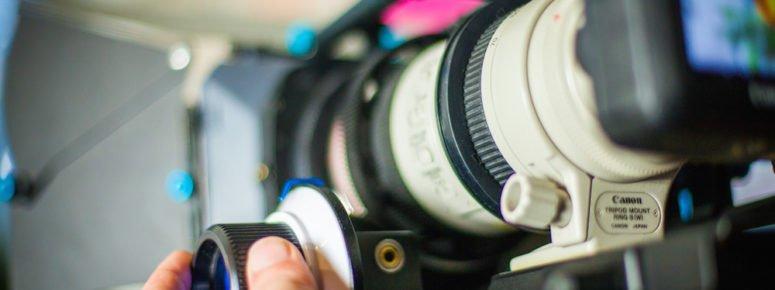 Videoproducer Videoproduzent werden