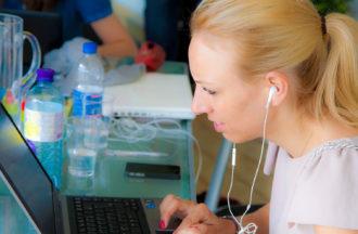 Virtuelle Sprecher Ausbildung