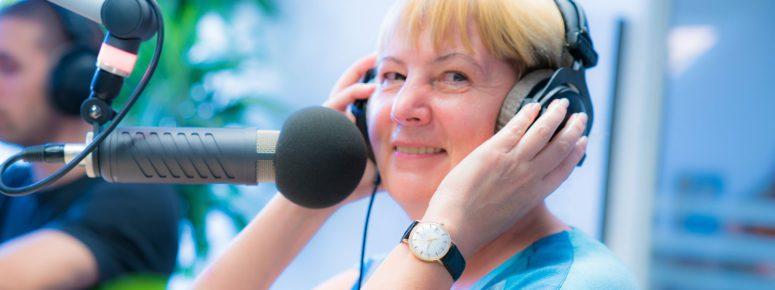 Hörbuch Sprecher werden Wien