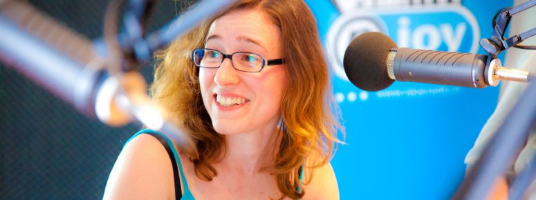 Radiosprecherin werden Wien