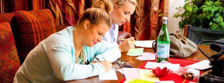 Schriftstellerin Ausbildung