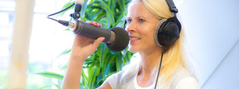 Sprachausbildung für Radio und TV