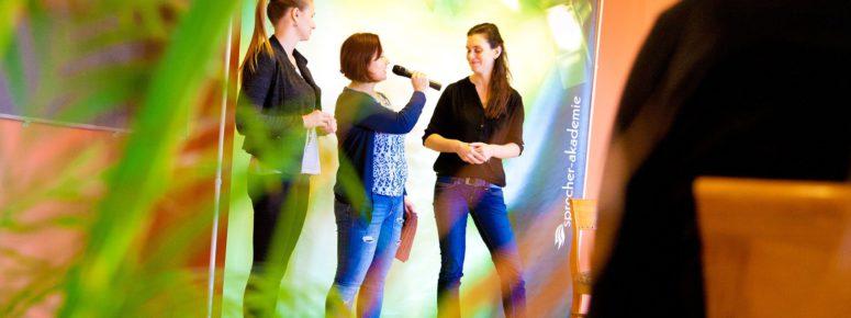 Stimmleistung erhöhen Seminare Wien